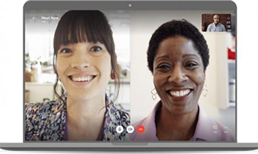 Hội họp trực tuyến với Skype Meet Now, thay thế Zoom