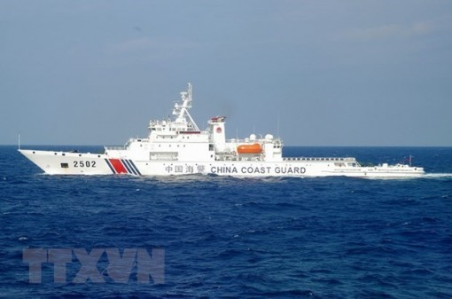 China's actions in East Sea contrary to UNCLOS 1982: experts