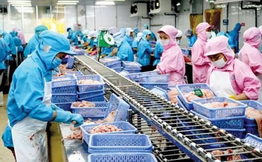 Tổng kim ngạch xuất nhập khẩu hàng nông, lâm, thủy sản ước đạt gần 21,1 tỉ USD