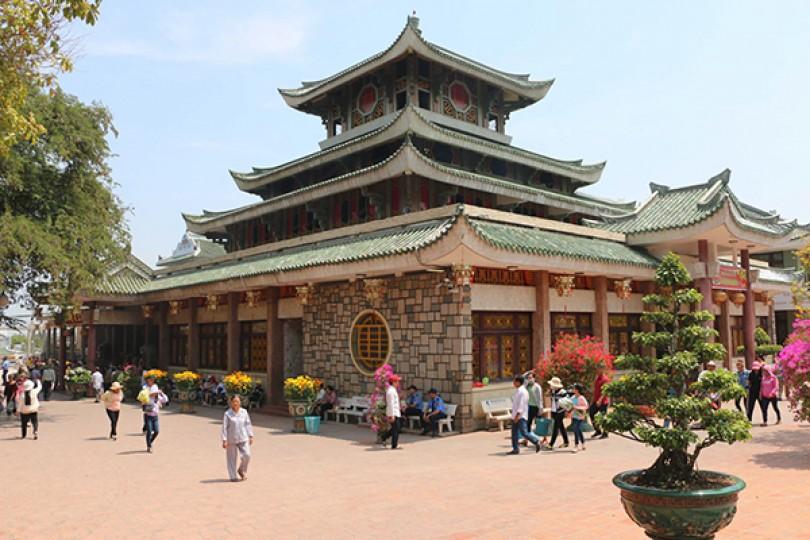 Các khu, điểm du lịch trên địa bàn tỉnh An Giang đón khách trở lại
