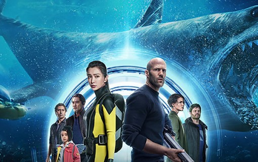 """""""The Meg"""" - Cuộc chiến với hung thần nơi biển sâu"""