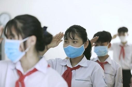 Không bắt buộc học sinh đeo khẩu trang, lớp học được bật điều hòa