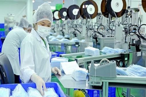 Tăng cường kiểm tra việc nhập khẩu thiết bị cũ về để sản xuất khẩu trang
