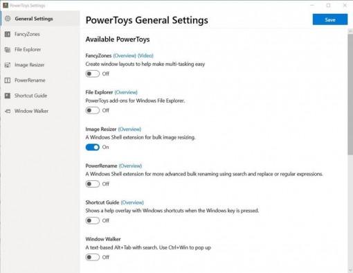 "Khám phá ""đồ chơi""PowerToys choWindows 10"