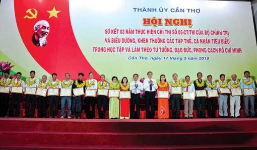Phát huy sáng tạo tư tưởng, đạo đức, phong cách Hồ Chí Minh, thực hiện thắng lợi sự nghiệp đổi mới, phát triển và bảo vệ Tổ quốc
