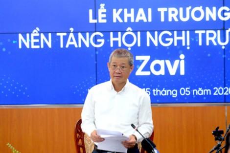 Chính thức khai trương nền tảng hội nghị trực tuyến Zavi