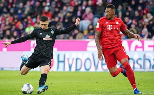 Bundesliga tái khởi động