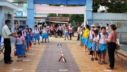 Ô Môn đảm bảo an toàn cho học sinh