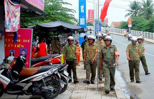 Phối hợp tuyên truyền trật tự an toàn giao thông trong Hội Cựu chiến binh