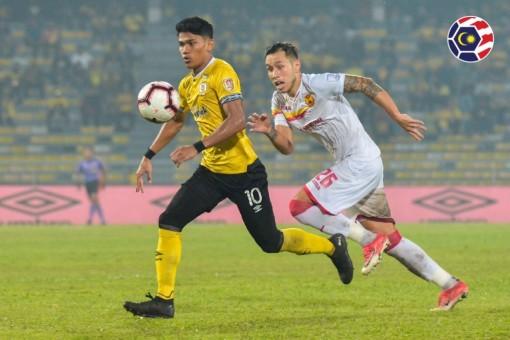 Bóng đá Đông Nam Á nỗ lực trở lại