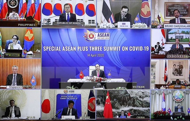 ASEAN's efforts against COVID-19 lauded