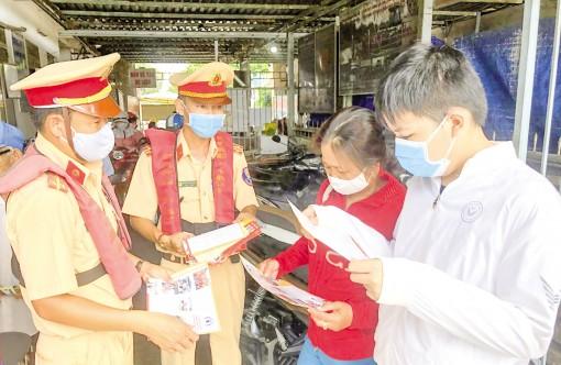 Chủ động phối hợp đảm bảo trật tự an toàn giao thông