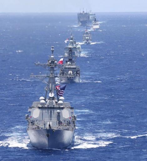 Hàn Quốc giảm lực lượng tham gia RIMPAC 2020
