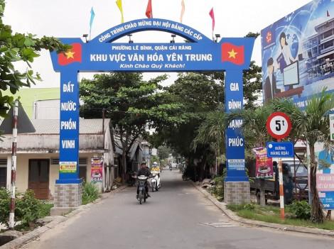 Những bước chuyển mới ở phường Lê Bình