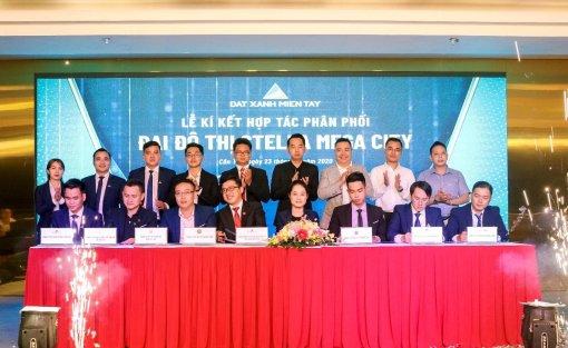 Đất Xanh Miền Tây trở thành đối tác chiến lược của KITA Group