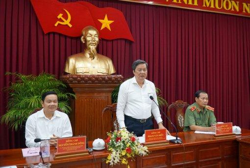 Xây dựng quận Ô Môn theo hướng quận đô thị công nghiệp, văn minh, hiện đại