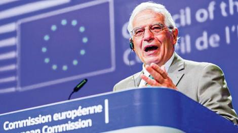 EU trước áp lực cứng rắn với Trung Quốc