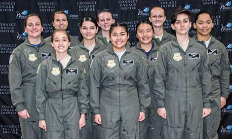 Không quân Mỹ bỏ chuẩn chiều cao đối với phi công