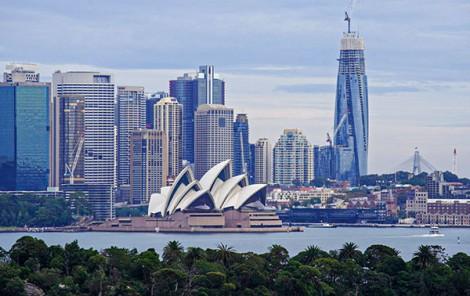 Nhà giàu Trung Quốc gom bất động sản khắp châu Á