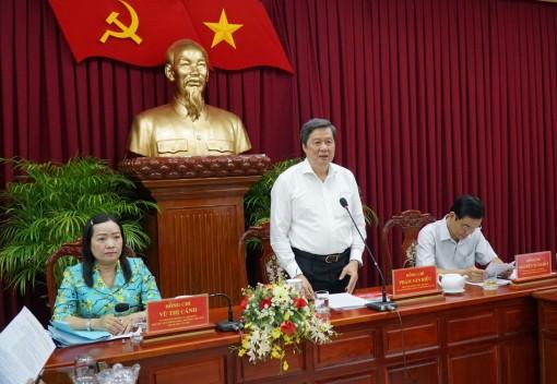 Xác định giải pháp đẩy mạnh phát triển tổ chức đảng, đảng viên trong doanh nghiệp