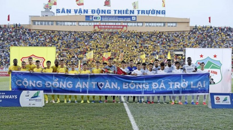 Vietnam first in Southeast Asia to resume competitive football with spectators: AFC