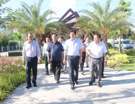 Ninh Kiều - hiệu quả thiết thực từ công trình, phần việc chào mừng Đại hội Đảng các cấp