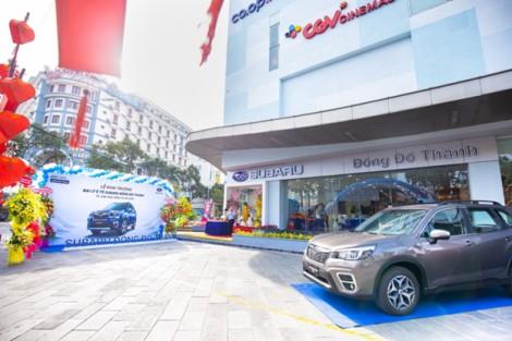Motor Image Việt Nam khai trương đại lý Subaru thứ 2 tại Cần Thơ