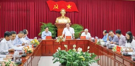 Xây dựng tổ chức đảng của Đảng bộ  Khối Cơ quan Dân Chính Đảng thành phố thật sự trong sạch, vững mạnh
