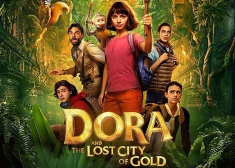 Hài hước và phiêu lưu cùng Dora