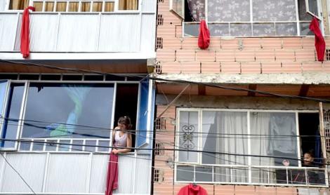 Các khu ổ chuột ở Mỹ Latinh thất thủ