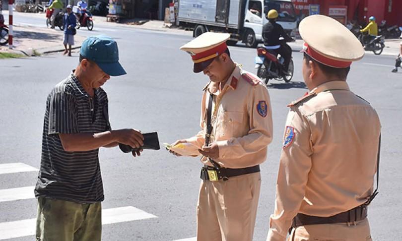 Quận Ô Môn xử phạt vi phạm hành chính trên 110 trường hợp