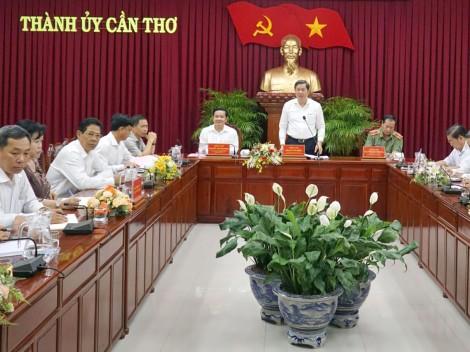 Xây dựng quận Ô Môn thành đô thị văn minh, hiện đại