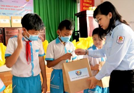Quan tâm giáo dục, chăm sóc thiếu nhi phát triển toàn diện