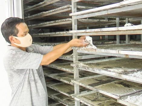 Khôi phục sản xuất  bột gạo Sa Đéc ngay trong dịch bệnh COVID-19