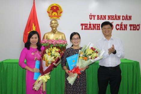 Lãnh đạo UBND TP Cần Thơ triển khai các quyết định về công tác cán bộ