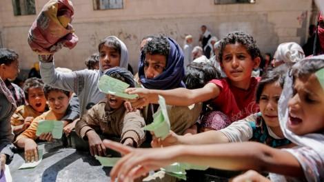 Yemen bên bờ sụp đổ