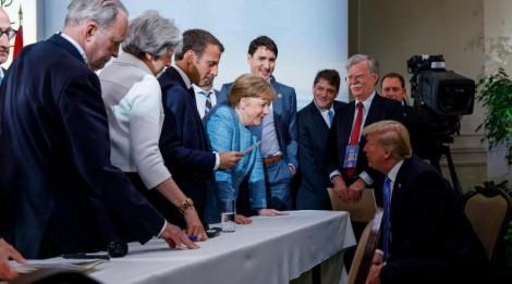 Canada phản đối mời Nga dự thượng đỉnh G7