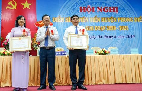 Khen thưởng 45 tập thể, cá nhân đạt thành tích xuất sắc trong phong trào thi đua yêu nước