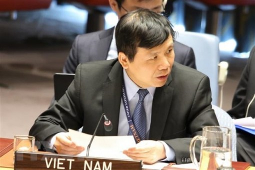 Vietnam chairs meeting of UNSC's Informal Working Group on International Tribunals