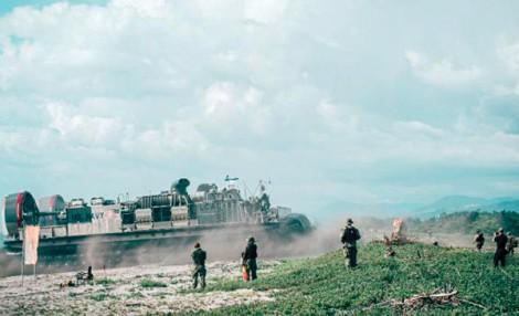 Biển Đông củng cố quan hệ Mỹ - Philippines