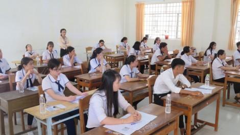 Phối hợp đảm bảo an toàn trong tổ chức thi tốt nghiệp THPT năm 2020