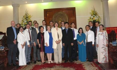 Nâng cao vai trò kết nối các hội hữu nghị trong công tác đối ngoại nhân dân