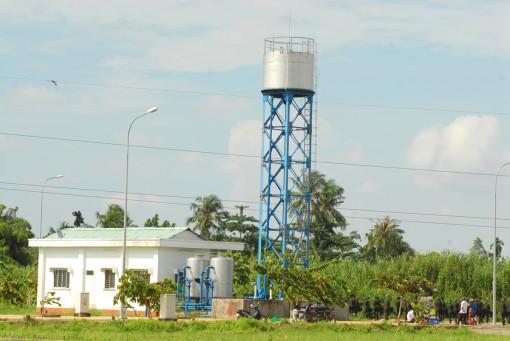 Giải pháp tổng thể cấp nước cho vùng nông thôn ĐBSCL