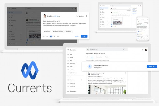 Google sắp ra mắt mạng xã hội mới Currents