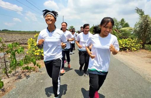 """Đăng ký tham gia giải chạy """"Mekong Delta Marathon"""" đến ngày 14-8"""