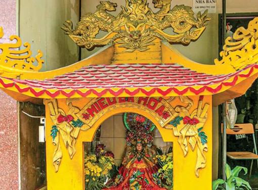 Tục thờ Thần Lửa
