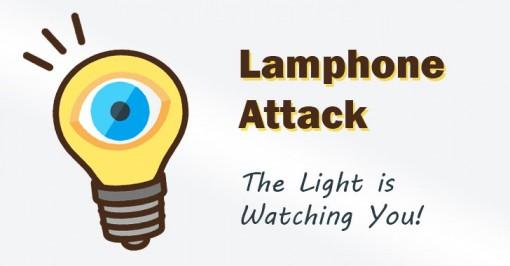 Tin tặc có thể nghe lén bằng cách xem bóng đèn trong phòng nạn nhân