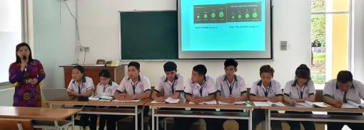 Giúp học sinh định hướng, chọn ngành nghề phù hợp