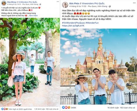 """Tụ tập sau chuỗi """"cày cuốc"""" trending, Gia đình Hoa dâm bụt rủ nhau phá đảo công viên chủ đề lớn nhất Việt Nam"""