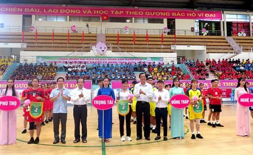 Giải vô địch Ðá cầu cá nhân toàn quốc tại Ðồng Tháp